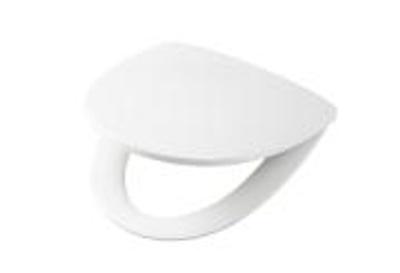 Sign Toalettsete I Hardplast For Sign Art 6775 Soft Close Og Faste Beslag