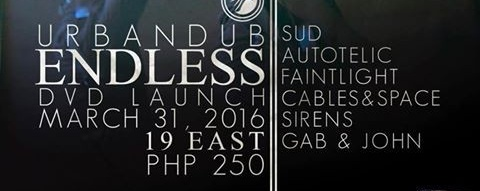 Urbandub Endless DVD Launch