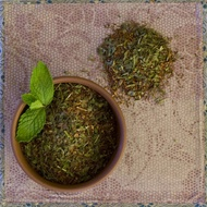 Organic Peppermint Rooibos from Divinitea
