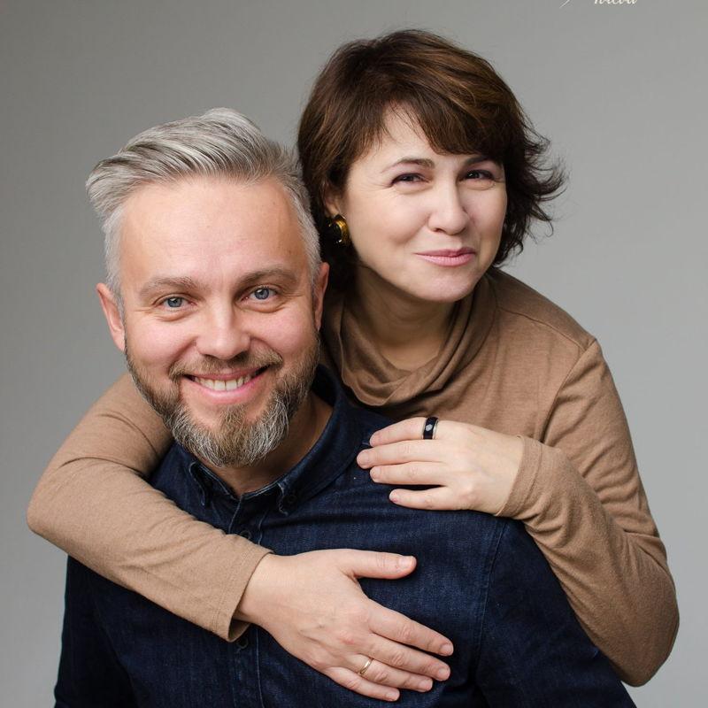 Иван и Маша Ляшенко