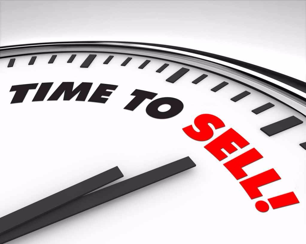 tempo di vendere