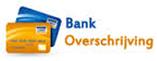Betalen via eigen bankoverschrijving