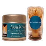 Living Qi organic Matcha from Living Qi LLC
