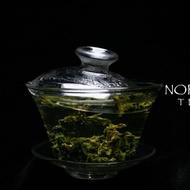 Norbu Tea Glass Gaiwan from Teaware