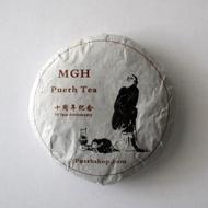2014 MGH 1403 Premium Menghai Ripe Puerh Tea Cake 100g from PuerhShop.com