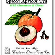 Spiced Apricot Tea from Eastern Shore Tea Company
