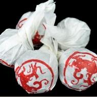 Da Xue Shan Raw Pu-erh Dragon Ball from Yunnan Sourcing