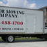 Senior Moving Company | Terrell TX Movers