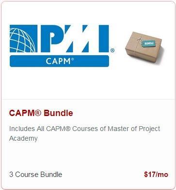 online capm certification training