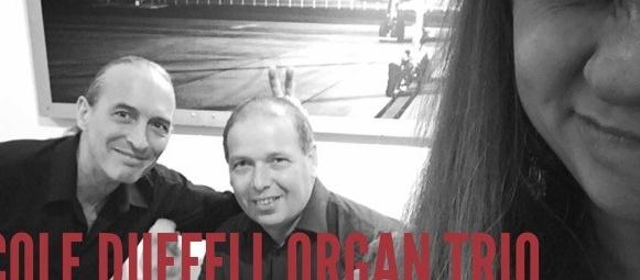NICOLE DUFFELL ORGAN TRIO featuring ANDREW LIM