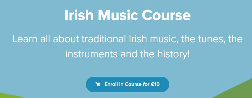 DabbledooMusic Irish Music Course