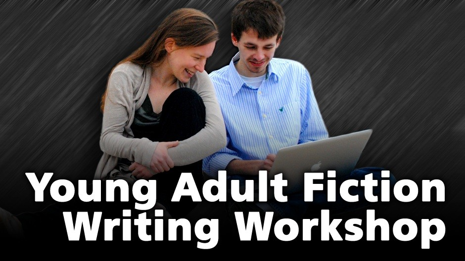 Young Adult Fiction Writing Workshop Logo