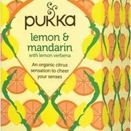 Lemon and Mandarin from Pukka