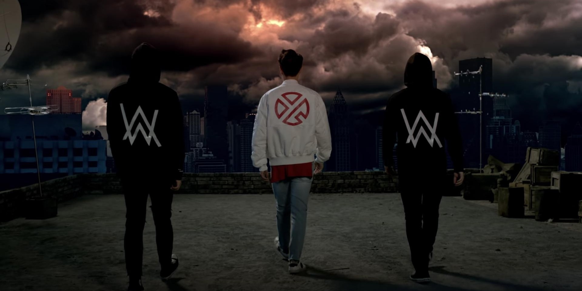 Alan Walker reworks 'Sheep' from EXO's Lay – watch