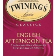 English Afternoon Tea from Twinings