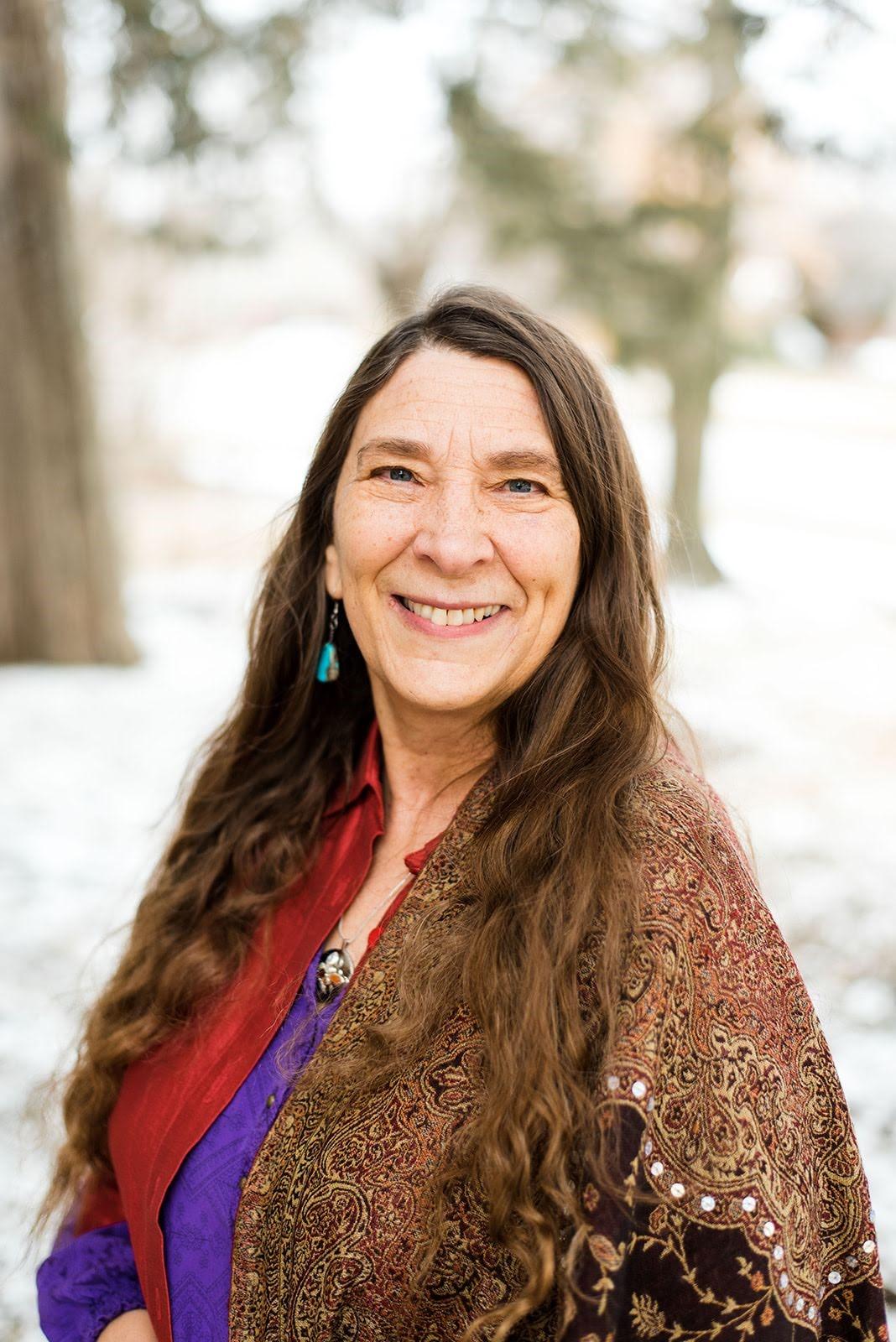 Sharon Burch founder of holistic nursing ce
