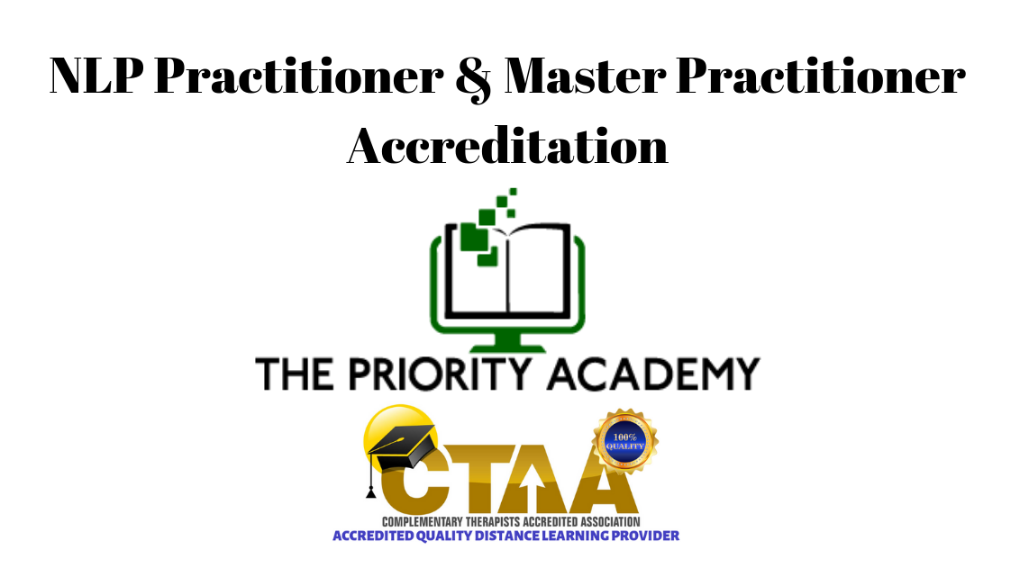 NLP Practitioner AND NLP Master Practitioner Accreditation ...