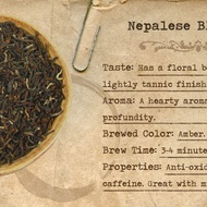 Nepalese Black Tea from Mountain Rose Herbs