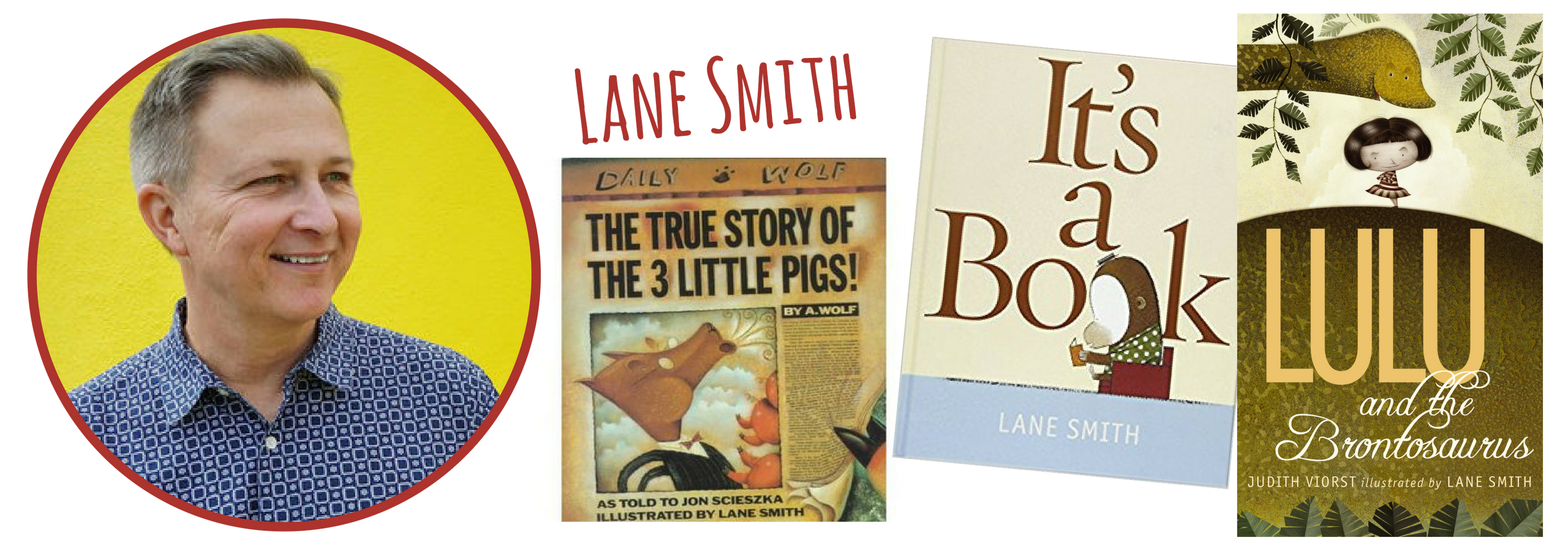 Lane Smith for Chidlren's Book Academy