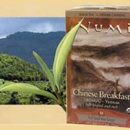 Chinese Breakfast Yunnan Black Tea from Numi Organic Tea