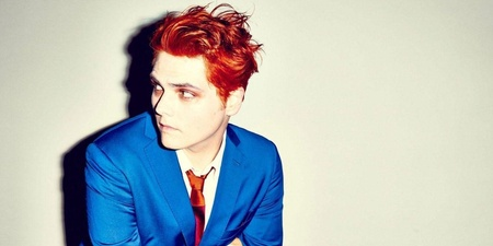 My Chemical Romance frontman Gerard Way releases new track 'Baby You're A Haunted House' – listen