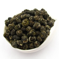 Premium Handmade Chinese Pearl Jasmine Green Tea T010 Fragrant Tea from Royal Tea Bay Co. Ltd.