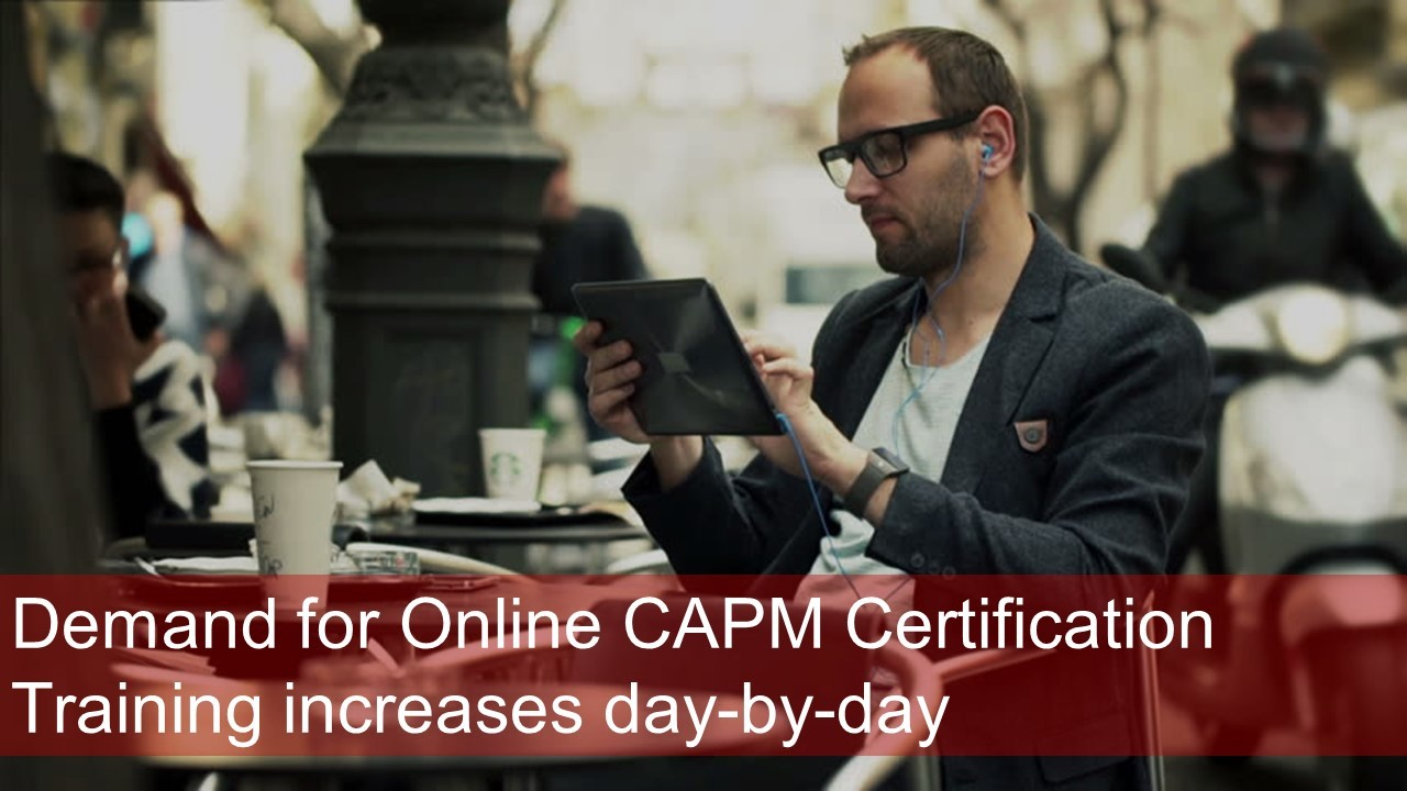 how to study for capm certification