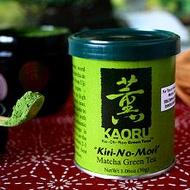 "Uji Matcha ""Kiri no Mori"" from O-Cha.com"