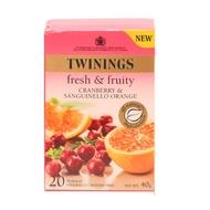 Cranberry & Sanguinello Orange from Twinings