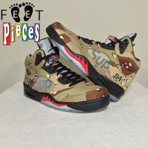 NIKE AIR JORDAN 5 RETRO SUPREME SIZE 10.5 824371 201