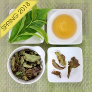 Red Jade T-18 White Tea, Lot 700 from Taiwan Tea Crafts