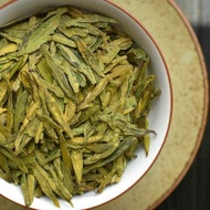 2nd Picking Shi Feng Dragonwell from Verdant Tea