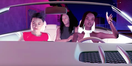 Kelela's music video for 'Frontline' is Sims-inspired and frankly, kind of unsettling – watch