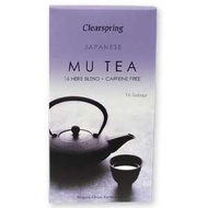 Japanese Mu Tea from Clearspring