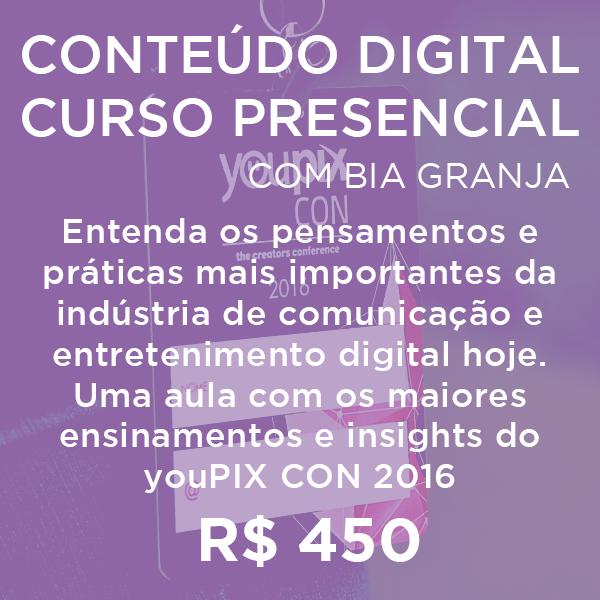 Conteúdo Digital 2016