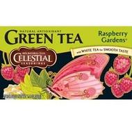 Raspberry Gardens Green Tea from Celestial Seasonings