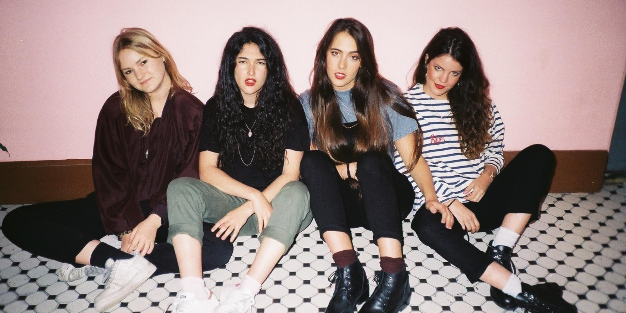 Hinds to perform in Singapore