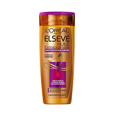 Shampooing Boucles Sublimes - Elseve Huile Extraordinaire