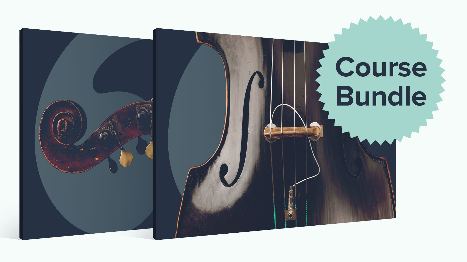 Scales and Arpeggios Play-Along Collections Bundle