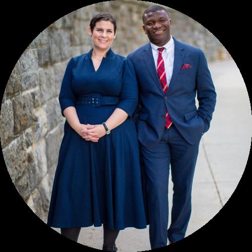Mardoche Sidor, MD & Karen Dubin, PhD, LCSW