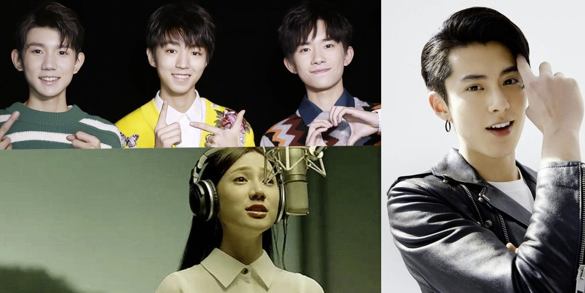 Listen to new songs by some of the freshest faces in Mandopop