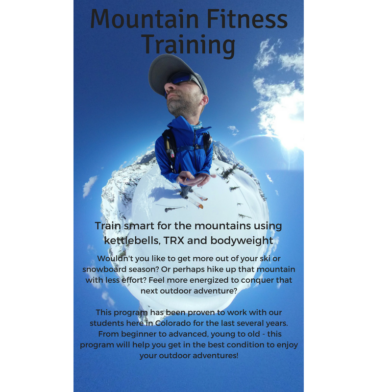 Mountain Fitness Training Get In Peak Backcountry Condition Using