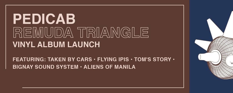 Pedicab Remuda Triangle Album Launch