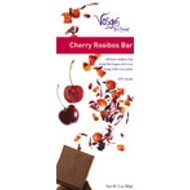 Cherry Rooibos Exotic Chocolate Bar from Vosges