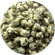 Organic Jasmine Pearl Green Tea from Tea District