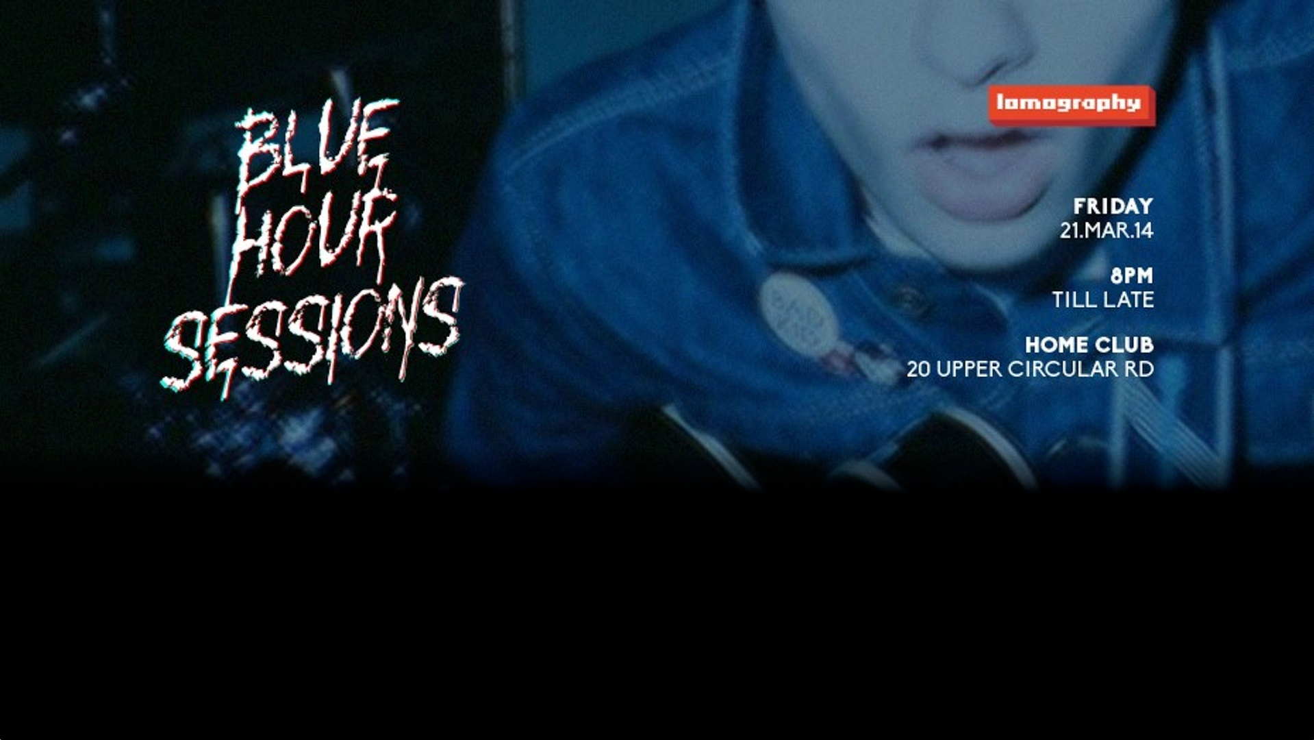 Identité: Blue Hour Sessions