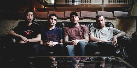 Counterparts talk their latest album You're Not You Anymore, performing in Asia and more