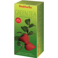 Green Tea with Strawberry from Healtheries