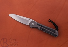 Chris Reeve Knives Large Inkosi Inlay - Micarta Canvas Black