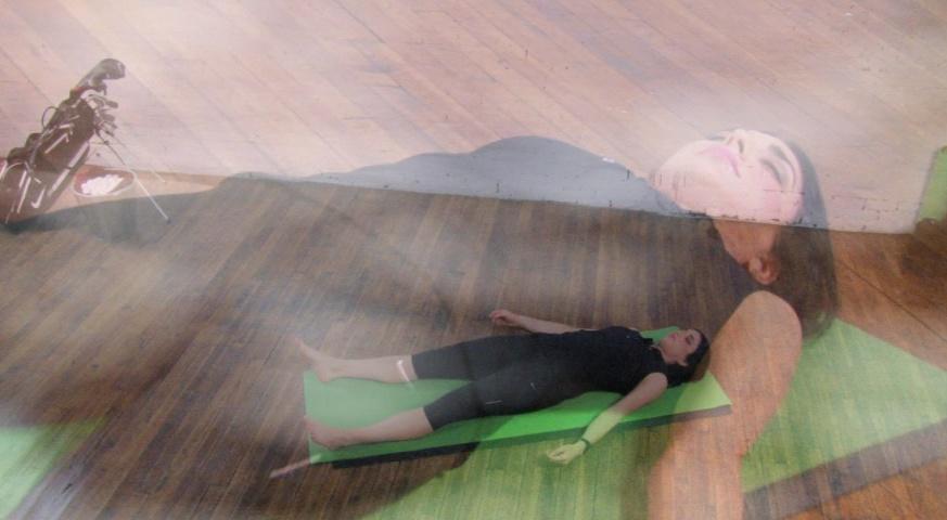 Yoga pour Golfeurs - 8 étapes - 7. Relaxation